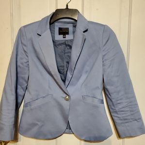 👸🧥 The Limited Blue Blazer